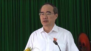Tin Tức 24h: Đồng chí Nguyễn Thiện Nhân tiếp xúc cử tri Trà Vinh