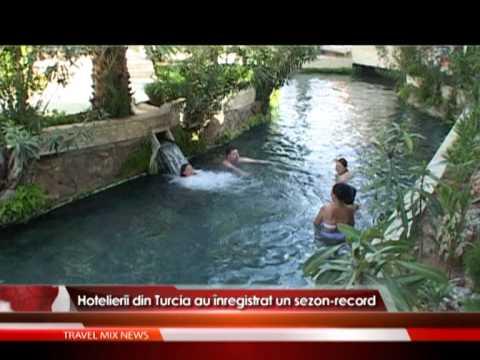 Hotelierii din Turcia au înregistrat un sezon-record – VIDEO
