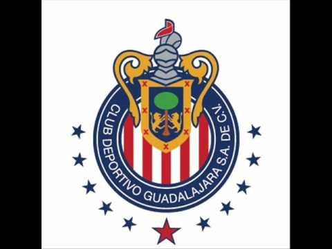 """""""Mi corazón pintada bicolor"""" Barra: La Irreverente • Club: Chivas Guadalajara"""