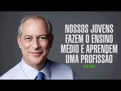 Programa ESCOLAS PROFISSIONALIZANTES DE TEMPO INTEGRAL