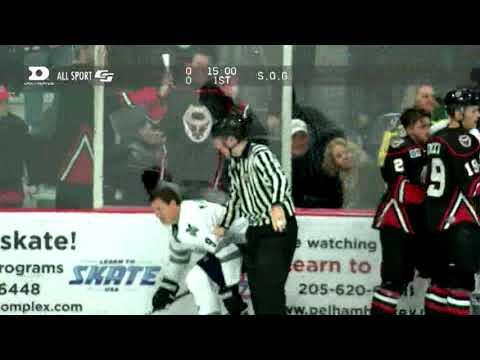 Caleb Apperson vs. Brantley Sherwood