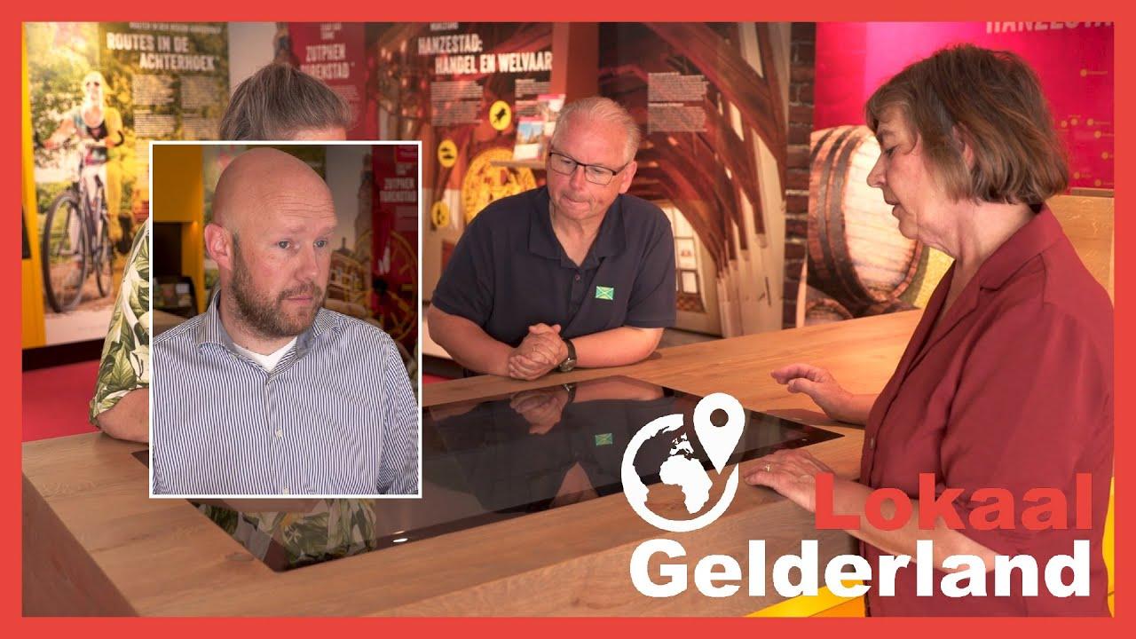 Vernieuwde VVV geopend in Zutphen