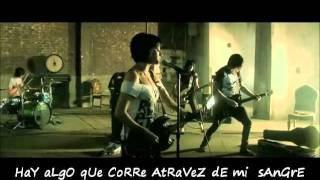 "Eyes set to kill - Heights español ""video oficial"""