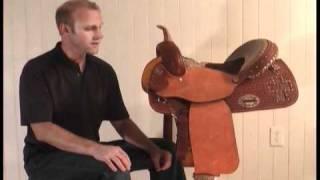 Saddle Expert Review Of Alamo Gator Barrel Racing Saddle 1275