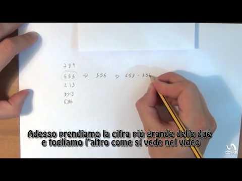 Giochi matematici a tre cifre