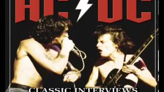 Bon Scott - The Classic 1978 Interview