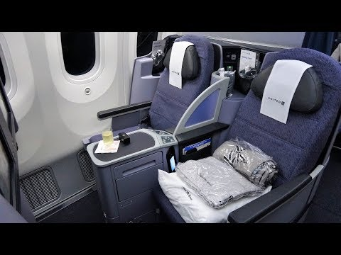 United Airlines 787 Polaris Business Class Review