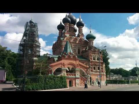 Храме благовещения пресвятой богородицы в петровском парке