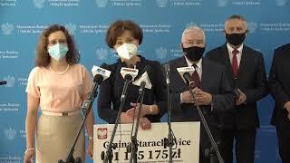 Film do artykułu: Minister Rodziny i Polityki...