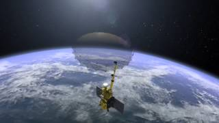 SMAP At Work - NASA's Soil Moisture Active Passive Satellite