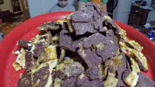 Christmas Candy | Christmas Crack Recipes (Saltine Toffee Candy -- Yum!)