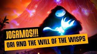 ORI AND THE WILL OF THE WISPS é a evolução de um grande jogo