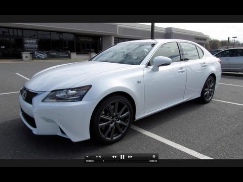 2013 Lexus GS350 F-Sport In-Depth Review
