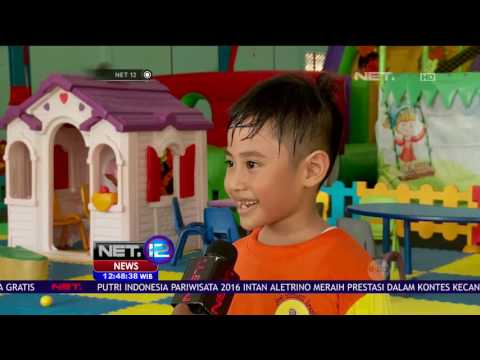 Video Bali Fun World, Tempat Wisata Seru Anak - NET 12