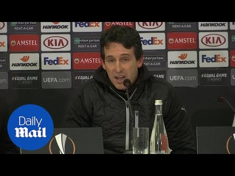 Unai Emery Reflects On Arsenal Performance After Vorskla Poltava Win