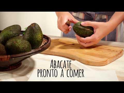 Cozinha com truques – Abacate pronto a comer
