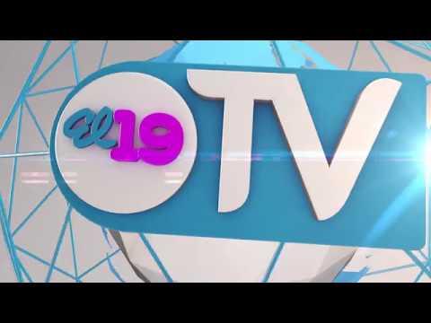 NOTICIERO 19 TV VIERNES 20 DE OCTUBRE DEL 2017