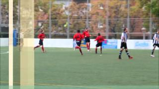 preview picture of video 'CCE Tiana 2011-2012. La lliga està en joc!'