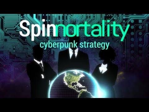 Spinnortality Kickstarter video thumbnail