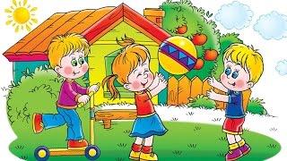 Детский сад Песенки для малышей Развивающий мультфильм Сhildren's songs