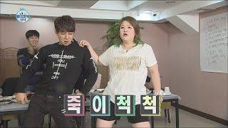 [I Live Alone] 나 혼자 산다 - Lee Gook Ju, Retro dance showcase 20160101