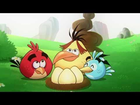 New Angry Birds Title Slated for March Release