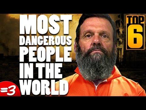 Nejnebezpečnější lidé na světě