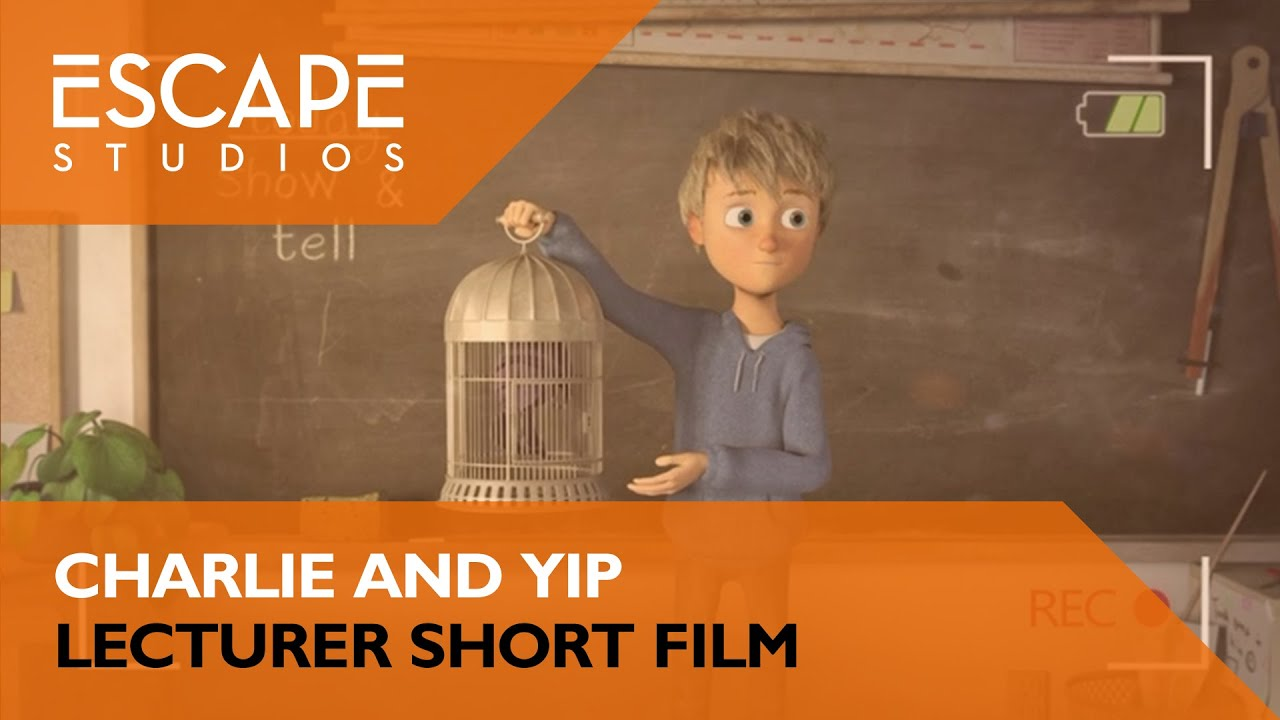 Charlie & Yip. Tutor Short film
