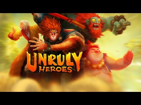 Unruly Heroes -  Launch Trailer [Nintendo Switch | Xbox One | PC] thumbnail