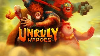 Clip of Unruly Heroes
