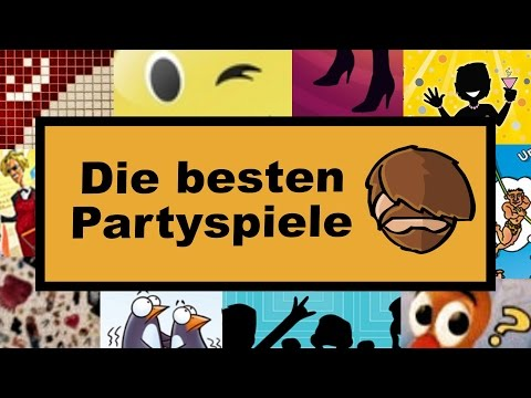 Die besten Partyspiele - Top 10 - Cron