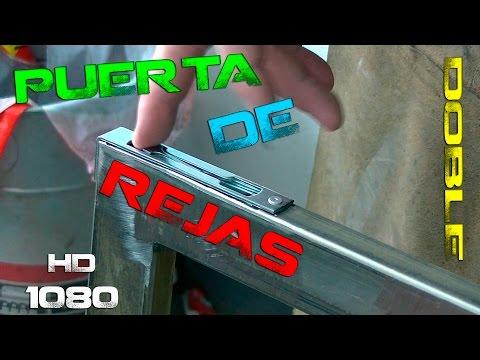 Puerta de Rejas Doble | Metal Gate