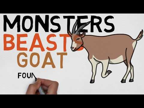 , title : 'Beast #14: Goat (DnD 5E Monsters)