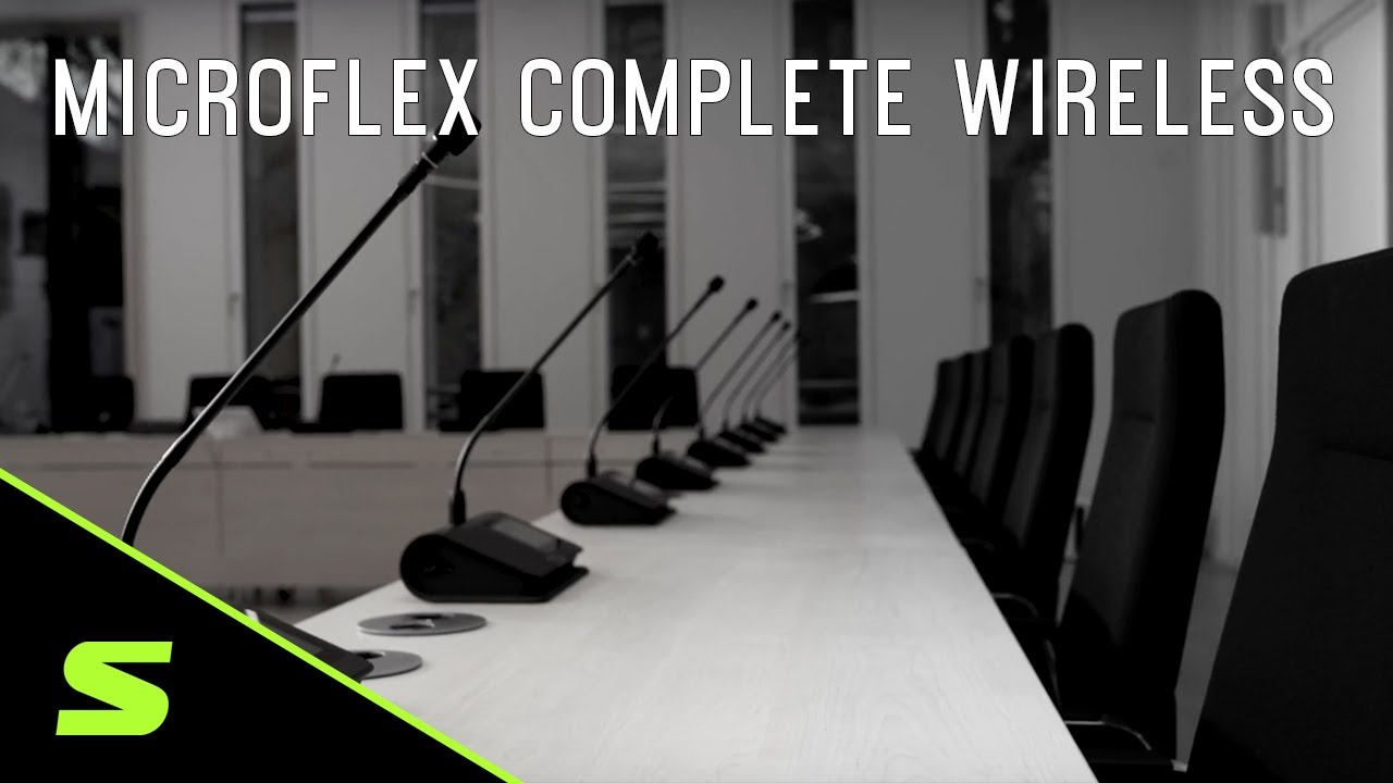 Microflex Complete Wireless