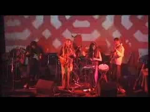 ONE4ONE -  IMANDAN BAND LIVE @ NIMBIN MARDIGRASS 2008