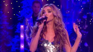Nadine Coyle - singing Voulez-vous in HD on ABBA Christmas Party