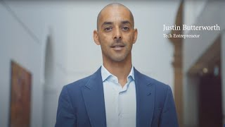 Experience the art of giving: Justin Butterworth, benefactor