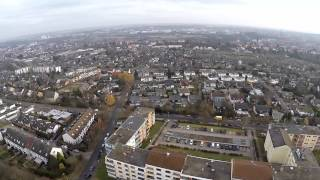 preview picture of video 'Flug um und über Hildesheim am 24.01.2015'
