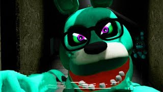 WHAT EVER YOU DO DONT TOUCH THIS ANIMATRONIC... | Five Nights With 39 Anniversary (NEW GAME)