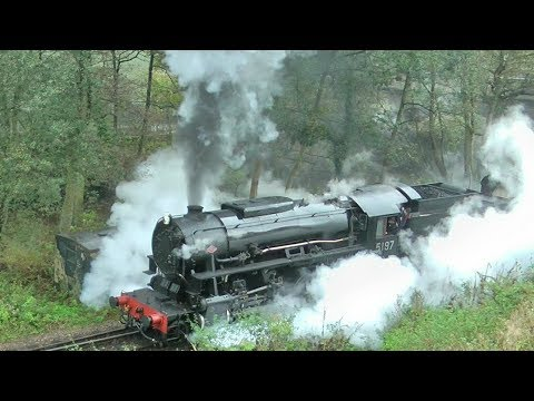 The Churnet Valley Railway's 25th Anniversary Gala 21st Octo…