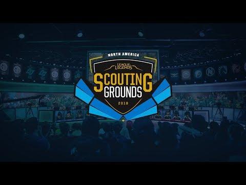OCN vs. CLD | Game 1 | 2018 NA Scouting Grounds | Team Ocean Drake vs. Team Cloud Drake
