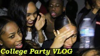 WILD CSUN College Party + Boom Squad Krump Dance Battle!