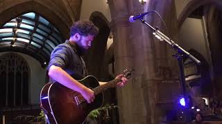He Leaves You Cold, Passenger, All Saints Church, Kingston upon Thames, album launch, 27 August 2018
