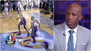 Chauncey Billups breaks down LeBron, Lakers' defensive issues: 'No effort, no pride' | NBA Countdown