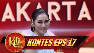 WOW! Rayuan Maut Ayu Ting Ting Kepada Raffi Ahmad Dan Fandi - Kontes KDI Eps 17 (28/8)