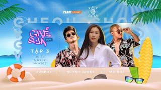GHÉ QUA SHOW Tập 3A | Gặp gỡ Huỳnh James và Pjnpoy tại vùng biển Phan Thiết cát trắng nắng vàng