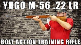 Yugo M-56 .22LR Bolt Action Training Rifle - Various Conditions