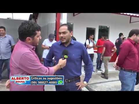 Prefeitura reforma e padroniza base da SAMU da Av. Bernardo Sayão