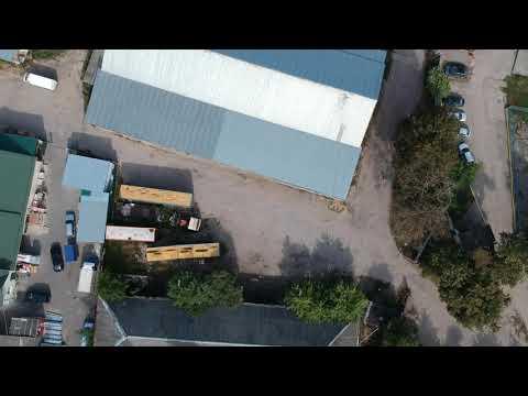 Видео Склад отапливаемый, г. Гродно, Озерское шоссе