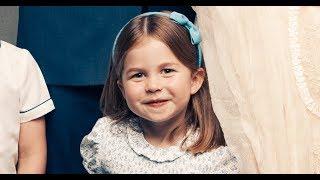 Глаза Дианы, улыбка Елизаветы: с кем теперь сравнивают принцессу Шарлотту